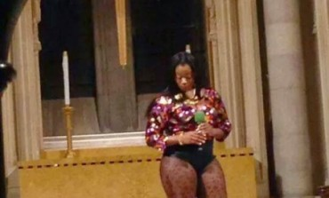 WOW! Huh?…! Half Naked Gospel Singer in Church | Hoax or Real?