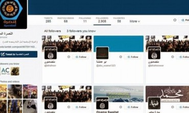OMG! ISIS declares war on Twitter :Threatens to assassinate employees for shutting down their accounts
