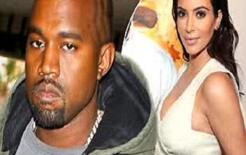 Please Dont Show Kims N*de Photos! Kanye West Furious.