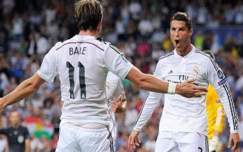 Real Madrid Return To Winning Ways, Beat Basel 5-1 In Champions League