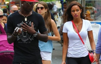 See What You're Missing: Mario Balotelli's Ex-Fiance Fanny Neguesha Posts Smokin' Hot Picture