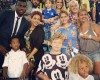 Joseph Yobo And Family Honoured By Fenerbahce (Photos)