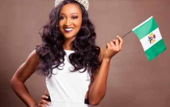 Most Beautiful Face in Nigeria 2014 queen releases hot new pics