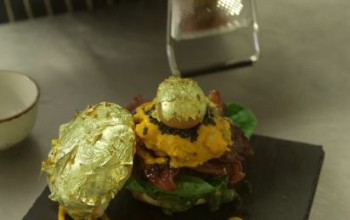 WOW! The £1,100 Burger Created In Chelsea