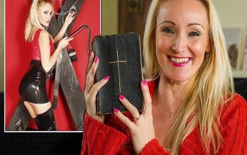 Wow! Porn Again Christian: Lesbian Porn Star Who Slept With 100 Women Turns Evangelist