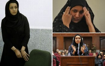 Read heartbreaking last letter Iranian woman wrote before she was hanged