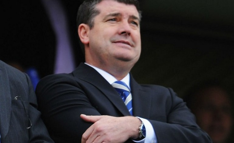 Chelsea Chief Executive, Ron Gourlay Leaves Club Chelsea Chief Executive, Ron Gourlay Leaves Club
