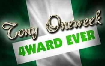 VIDEO: Tony OneWeek – 4ward Ever