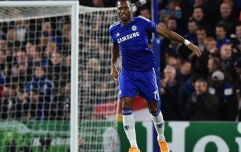 Drogba Back On The Score Sheet For Chelsea
