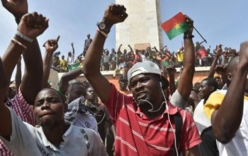 Can This Happen In Nigeria? Burkina Faso Crisis: President Resigns | Military Takes Over