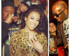 Should Have Cheated: Keyshia Cole Blasts Birdman For Trying To Bribe Her Back With Ballin' Azz Cash Gift!