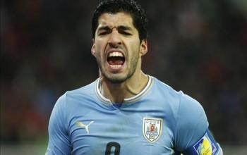 The vampire Is Back: Suarez Bangs In Double On Return To Football