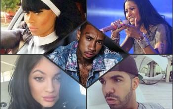 "Damn, Brotha: Tyga Disses Drake & Nicki, Talks Kylie Jenner And Blasts Black Families ""White Families Stick Together"""