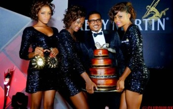 Remy Martin Celebrates Shina Peller- [Photos]
