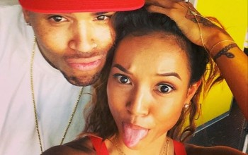 Ooh yeah! Karrueche Tran announces once again...that she's single...