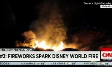 Breaking News: Fire Breaks Out on Ride at Disney World's Magic Kingdom