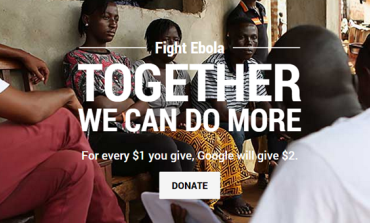 Google Sets Up Campaign To Fight Ebola In West Africa