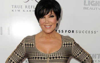 Kris Jenner Shows Off Her New Man Who's Almost 20 Years Younger Than Her