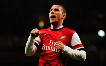 Unwanted: Arsene Wenger Says No One Has Offered To Buy Podolski