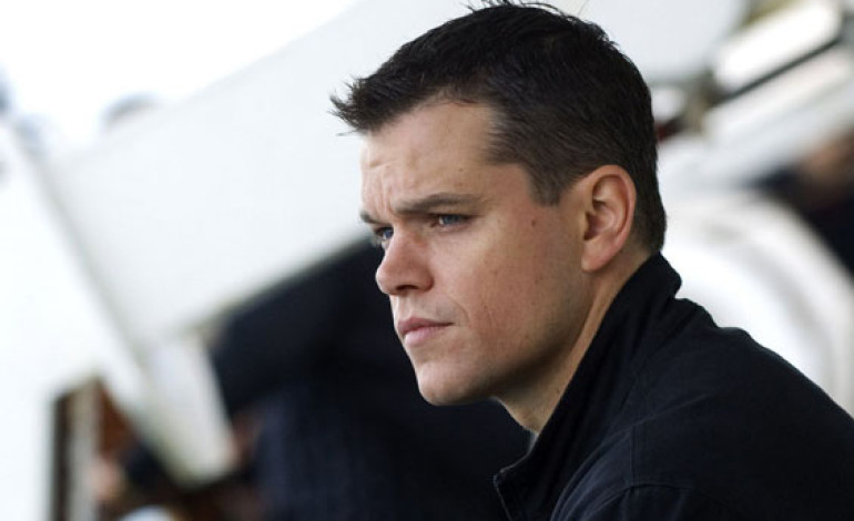 Matt Damon To Make Return In New Jason Bourne Movie