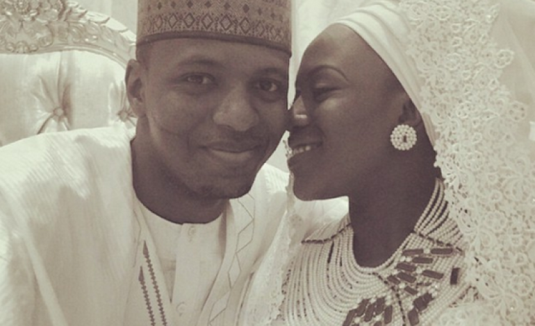 Photos from the traditional wedding of Zamfara governor's daughter