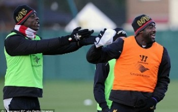 "Brendan Rodgers Tell Mario Balotelli To Get Used To The ""Bench"""