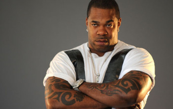 Busta Rhymes Busts His Head While Performing On Stage