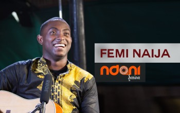 VIDEO: Ndani Sessions – Femi Naija – B'aye Mola (Accoustic)