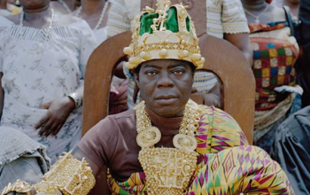 New Idea! African King who Governs his Kingdom via Skype from Germany