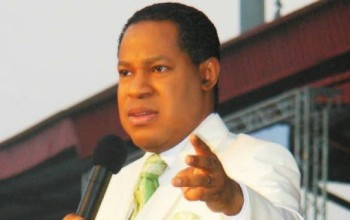 """Wow! """"People talk about me because I am a great man""""- Chris Oyakhilome"""