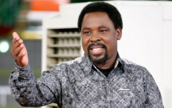 T.B Joshua Reveals What Will Happen 2015 ELECTIONS