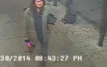 Woman Caught On CCTV Randomly Stabbing People To Death
