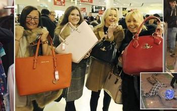 Boxing Day Magic sales: Queues at dawn as millions of bargain hunters are set to hit the stores again today