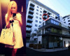 A Wealthy Teenage Students fall to their Death While Having S3x On A Sixth Floor Balcony [Photo]