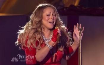 Poor Thang: Mariah Carey Blames Struggly Vocals At Rockefeller Tree Lighting On Disgruntled Audio Techs