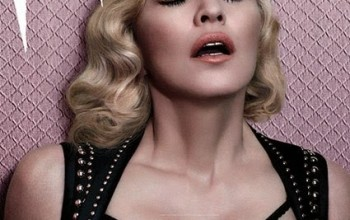 56 year old Madonna poses topless for Interview magazine, see photo