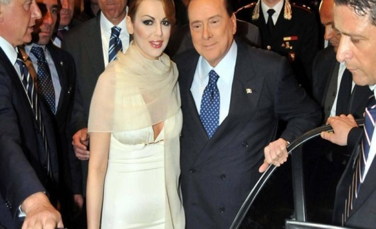 Oh Yeah! 78-Year-Old Berlusconi's Romance With 28-Year-Old Francesca Has Reportedly Turn Sour