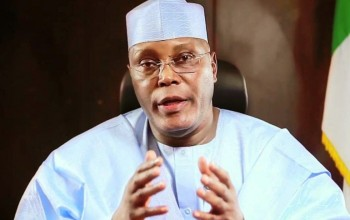READ Atiku's New Year Message To Nigerians