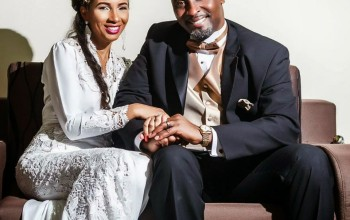 Ibinabo's husband speaks on why he loves her and misconceptions about her