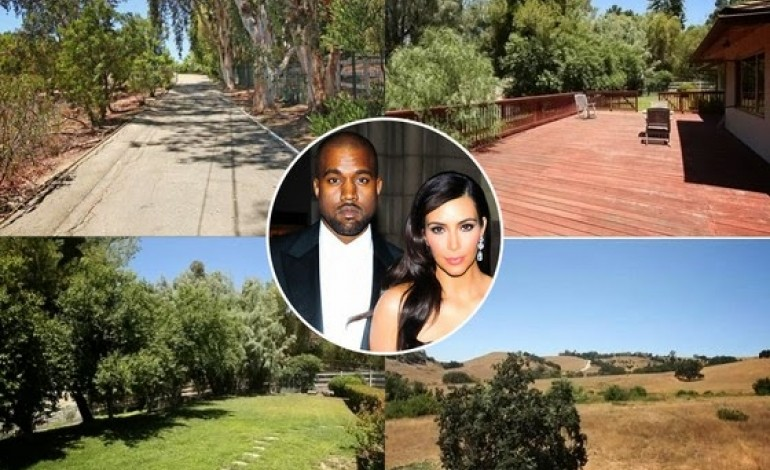 Kim & Kanye s‎et to move out of Kris Jenner's house after buying neigbour's $3m home