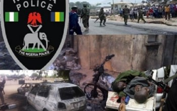Boko Haram Slaughters 38 Policemen, 150 Others In Damaturu, Maiduguri Mass Attacks