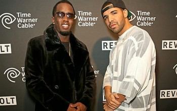 Diddy reportedly punches Drake in the face over comment he made to Cassie