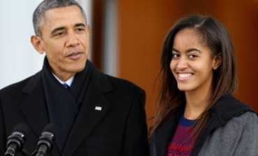President Obama's 16-Year-Old Daughter Malia is Pregnant?