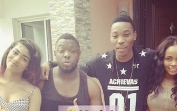 LOl! Here are the Beautiful Girls who almost killed Timaya with S3x