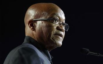 Power problems apartheid's fault says Zuma
