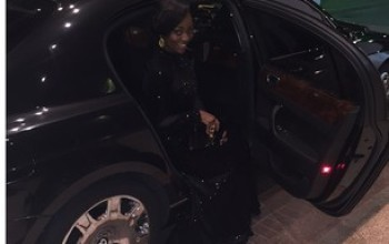 Jackie Appiah Spotted  at Las Vagas, Enjoy Her new Year! See Photos