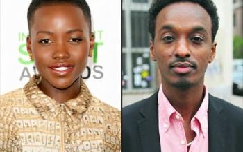 Lupita Nyong'o and K'Naan have split?