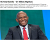 Richestlifestyle.com Lists the Top 10 Richest Black People in the World 2015