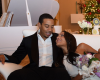 Photos: Rapper Ludacris marries longtime girlfriend, Eudoxie