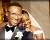 Singer Bez Idakula and wife celebrate 1st wedding anniversary